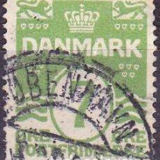Sellos: 1921 - DINAMARCA - YVERT 133. Lote 221742218