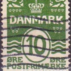 Sellos: 1921 - DINAMARCA - YVERT 135. Lote 221742245