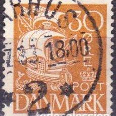 Sellos: 1927 - DINAMARCA - YVERT 184. Lote 221742526