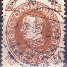 Sellos: 1930 - DINAMARCA - REY CHRISTIAN X - YVERT 200. Lote 221746486