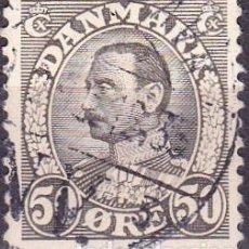 Sellos: 1933 - DINAMARCA - REY CHRISTIAN X - YVERT 222. Lote 221746671