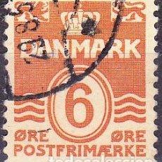 Sellos: 1938 - DINAMARCA - YVERT 255. Lote 221747565