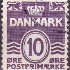 Sellos: 1938 - DINAMARCA - YVERT 259. Lote 221747615