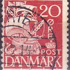 Sellos: 1938 - DINAMARCA - YVERT 261. Lote 221747707