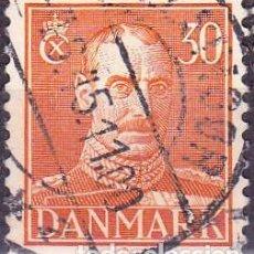 Sellos: 1943 - DINAMARCA - REY CHRISTIAN X - YVERT 286. Lote 221748086