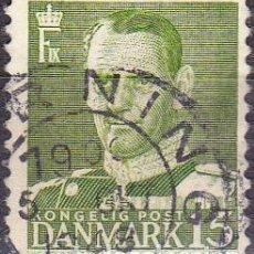 Sellos: 1948 - DINAMARCA - REY FEDERICO IX - YVERT 315. Lote 221748421