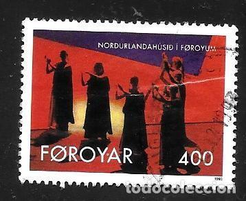 ISLAS FEROES (Sellos - Extranjero - Europa - Dinamarca)