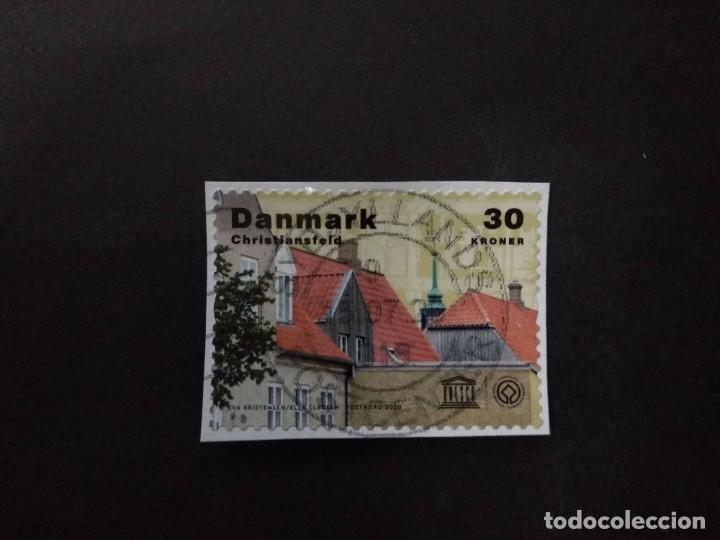 DINAMARCA 2020. UNESCO WORLD HERITAGE SITES IN DENMARK (2020). MI:DK 2006, YT:DK 1963, (Sellos - Extranjero - Europa - Dinamarca)