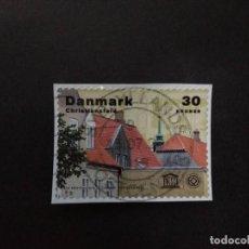 Selos: DINAMARCA 2020. UNESCO WORLD HERITAGE SITES IN DENMARK (2020). MI:DK 2006, YT:DK 1963,. Lote 224927181