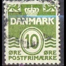 Sellos: DINAMARCA 1950. BÁSICO. Lote 260790450