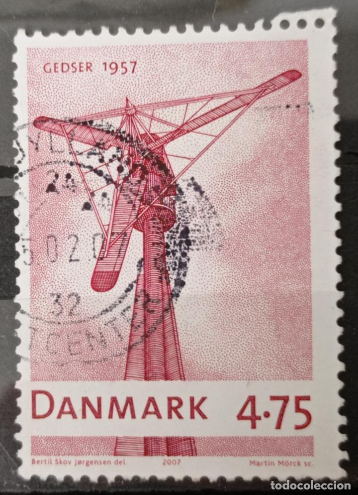 SELLOS DINAMARCA (Sellos - Extranjero - Europa - Dinamarca)
