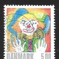 Timbres: DINAMARCA. Lote 235277395