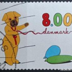 Selos: SELLOS DINAMARCA. Lote 239815450