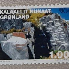 Timbres: SELLO GROENLANDIA/GRONLAND/ KALAALLIT NUNAAT. Lote 243478440