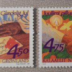 Sellos: GROENLANDIA/GRONLAND/KALAALLIT NUNAAT-JUULLIMI PILLUARITSI-1999-SIN CIRCULAR. Lote 244562500