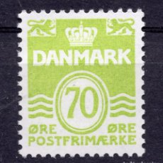Sellos: DINAMARCA, 1977 , MICHEL 648. Lote 245288090