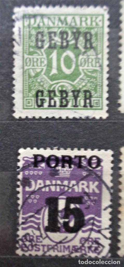 Sellos: Dinamarca - Foto 2 - 247579340