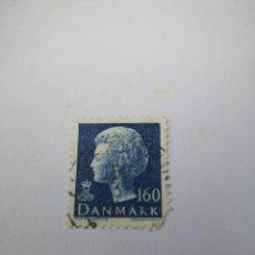 Sellos: SELLO 160 DANISH MARGRETHE DANMARK. Lote 260774665