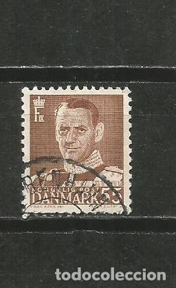 DINAMARCA YVERT NUM. 328 USADO (Sellos - Extranjero - Europa - Dinamarca)