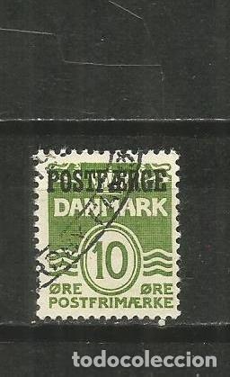 DINAMARCA YVERT NUM. 350 USADO (Sellos - Extranjero - Europa - Dinamarca)