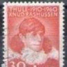 Sellos: SELLO NUEVO DE GROENLANDIA 1959, YT 34. Lote 262565265
