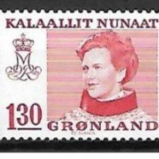Sellos: SELLOS NUEVOS DE GROENLANDIA 1979, YT 100/ 02. Lote 262908895