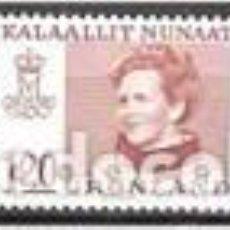 Sellos: SELLOS NUEVOS DE GROENLANDIA 1980, YT 108/ 10. Lote 262909860