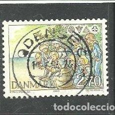Selos: DINAMARCA 1984 - YVERT NRO. 808 - USADO -. Lote 268778119