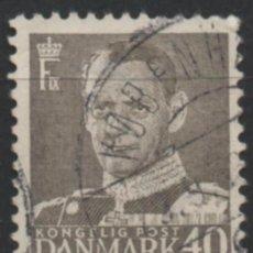 Sellos: DINAMARCA 1950 REY FEDERICO IX USADO * LEER DESCRIPCION. Lote 270344778