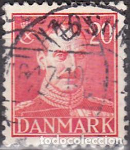 1943 - DINAMARCA - REY CHRISTIAN X - YVERT 284 (Sellos - Extranjero - Europa - Dinamarca)
