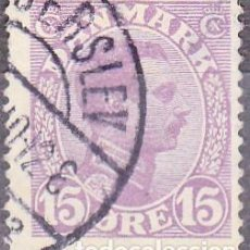 Sellos: 1913 - DINAMARCA - REY CHRISTIAN X - YVERT 76. Lote 288902568