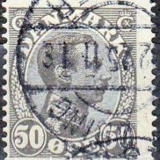 Sellos: 1921 - DINAMARCA - REY CHRISTIAN X - YVERT 145. Lote 288903478