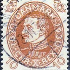 Sellos: 1930 - DINAMARCA - REY CHRISTIAN X - YVERT 200. Lote 288904393