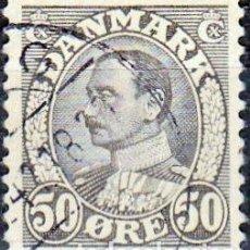 Sellos: 1933 - DINAMARCA - REY CHRISTIAN X - YVERT 222. Lote 288905318