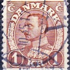 Sellos: 1933 - DINAMARCA - REY CHRISTIAN X - YVERT 224. Lote 288905513