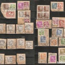Sellos: DINAMARCA.1948-53. COLECCIÓN MATASELLOS .MARCOFILIA.. Lote 295451703