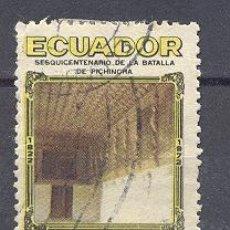 Sellos: ECUADOR- 1972- USADO. Lote 21841090