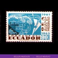 Selos: LOTE SELLO NUEVO - ECUADOR (AHORRA GASTOS COMPRANDO MAS SELLOS. Lote 22182433