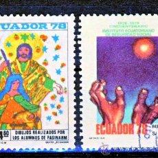 Sellos: ECUADOR.- ECUADOR 78.-. Lote 30506943