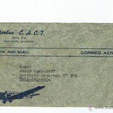 Sellos: ECUADOR CORREO AEREO 1937-41 . Lote 54544745