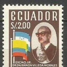 Sellos: ECUADOR YVERT NUM. 639 ** NUEVO SIN FIJASELLOS. Lote 150368136
