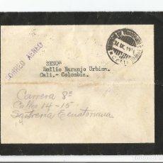 Sellos: ECUADOR - CORREO AÉREO 1934 - HISTORIA POSTAL.. Lote 67568101