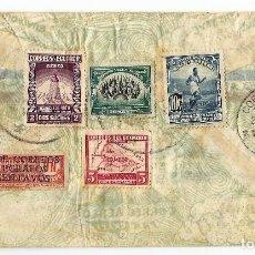 Sellos: ECUADOR CORREO AÉREO 1940. . Lote 67570225