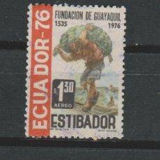 Sellos: LOTE Z2 SELLOS SELLO ECUADOR. Lote 134917030