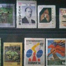 Sellos: LOTE ECUADOR 1. Lote 92368365