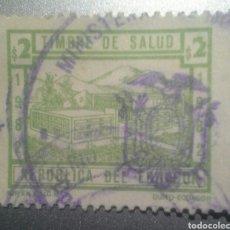 Sellos: SELLO FISCAL TIMBRE DE ECUADOR. Lote 98084290