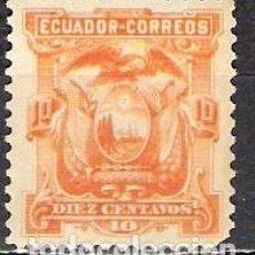Sellos: ECUADOR 1881 - NUEVO. Lote 99203171