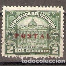 Sellos: ECUADOR. 1929 YT Nº 283. Lote 132840326