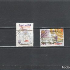 Sellos: ECUADOR Nº 1316 AL 1317 (**). Lote 139621194