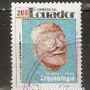 Sellos: ECUADOR.1991. YT 1229. Lote 158969558